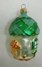 Patricia Breen #9702 Autumn Acorn House Christmas Ornament 1997