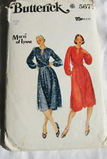 Butterick 1960s Women's Collectable Sewing Patterns