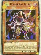 Yu-Gi-Oh - 1x The Immortal Bushi - Shatterfoil Rare - BP03 - Monster League