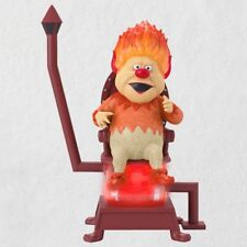 2018 Hallmark The Year Without a Santa Claus™ He's Mr. Heat Miser! Ornament