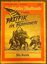 38 Frankfurter Illustrierte von 1951 Illustrationen von Cefischer Stamm Daneke