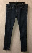 Diesel Thicar Mens Casual Blue Jeans Size 31 X 35 In
