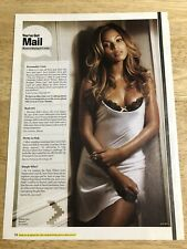 Beyonce - 2004 Magazine Article Clipping