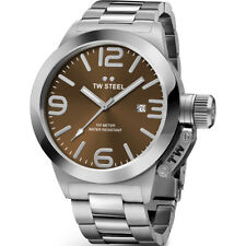 Reloj TW STEEL Caballero CB21 Analógico (45mm)