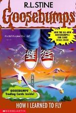 Goosebumps: How I Learned to Fly No. 52 by R. L. Stine (1997, Paperback)