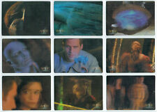 Farscape in Motion Preview Set M1-m9