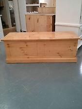 AYLESBURY 120 CM BLANKET /OTTOMAN BOX DARK ANTIQUE LAQUER NO FLAT PACKS