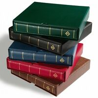 Lighthouse PERFECT DP Turn-bar Binder with Slipcase BROWN