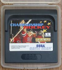 Championship Hockey pour Sega Game Gear - Cartouche Seule