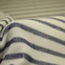 designer elastischer Baumwoll Jersey Strick Winter Stoff pflegeleichte Meterware