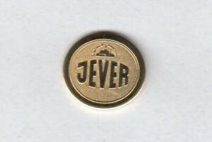 Jever Brewery Logo (Golden) Pin Lower Saxony