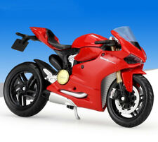 1:18 Maisto Ducati 1199 Panigale Motorcycle Bike Model New in box Red