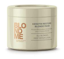 Schwarzkopf Professional BLONDME Keratin Restore Blonde Mask 200ml deep repair