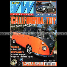 SUPER VW N°215 NOTCHBACK 1500 COCCINELLE COMBI SPLIT DON CHAMBERLIN GOMEZ 2007