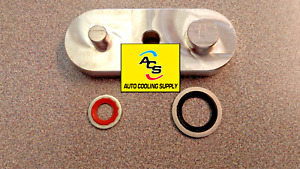FREIGHTLINER SEMI TRACTOR A/C BLOCK OFF KIT FOR REAR AIR