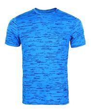 Nike Dri-fit Tailwind Stripe Men's Running Shirt (M) 800808 435