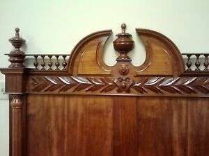 Antique Twin Headboard