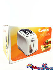 SANSAI Bread Toaster Small Kitchen Appliance | Kitchenware TS-209