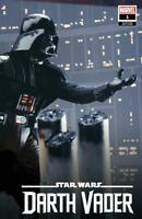 Star Wars Darth Vader #1 Photo Movie Variant Cover Marvel