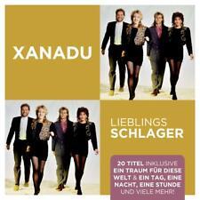 CD Xanadu Lieblingsschlager Größte Erfolge 20 Hits Charlene Deutscher Schlager