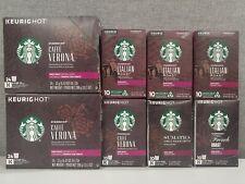 108 Count Keurig K-cups Starbucks Variety Pack Coffee
