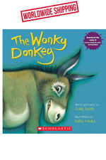 The Wonky Donkey by Craig Smith Paperback Book November 7th, 2018 Release Date