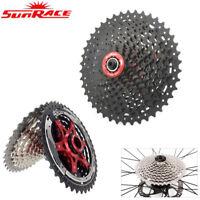 Sunrace 8 9 10 11Speed MTB Road Bike Cassette fit Shimano SRAM Bicycle Freewheel