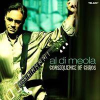 Di Meola Al - Consequence Of Chaos NUEVO CD