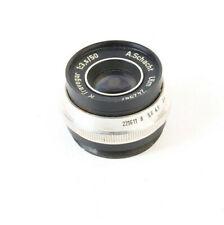 Rare Vintage A. Schacht Ulm 50mm f3.5 R Travegar Enlarging Lens
