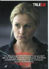 True Blood Archives Quotable True Blood Chase Card Q22