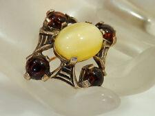 Miracle Signed Vintage Celtic Scottish Art Glass Pin  1006C
