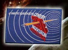 CENTURY TV21 - Gerry Anderson Stylish Embroidered Iron-On Patch (Thunderbirds)