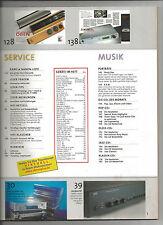 Stereoplay A.R.E.S. Audiodata Bose Boston Canton Cayin Galaxis Heco Jamo JBL Lua