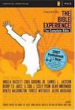 Inspired by the Bible Experience: The Complete Bible by Zondervan (CD-Audio)