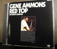 """Gene AMMONS """"Red Top-The Savoy Sessions"""" - JAPAN CD"""