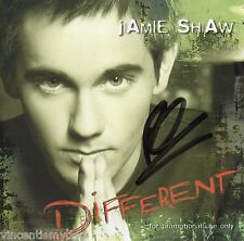 JAMIE SHAW - DIFFERENT (3 track promo CD)