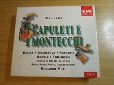 Riccardo Muti-Bellini: Capuleti e i Montecchi (GA-ital.) (CD) 077776484624