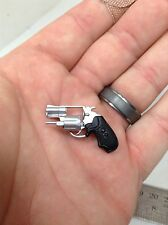 1/6 DRAGON .38/.357 SNUB NOSE REVOLVER PISTOL SMITH&WESSON COLT RUGER SS BBI DID