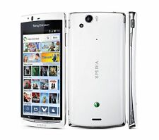 Sony Ericsson Xperia Arc S LT18i - 1GB - 8MP - White Unlocked Android Smartphone