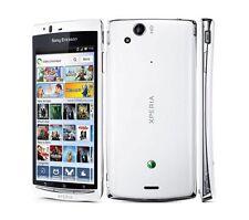 Sony Ericsson Xperia Arc S LT18i - 1GB - 8MP - White Unlocked Android Smartphone