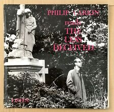 PHILIP LARKIN ~ The Less Deceived ~ Listen LPV1 Ex Rare Early Lp