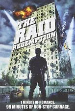 THE RAID:REDEMPTION DVD Movie-Great Gift-Brand New-Fast Ship! (VGA58669DV/VG-088