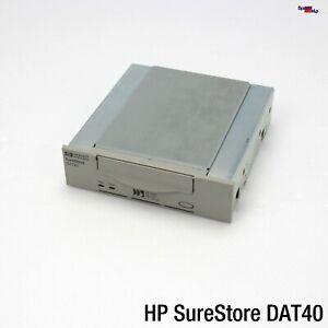 "5.25"" HP SURESTORE DAT40 C5686-60003 DRIVE LAUFWERK BANDLAUFWERK STREAMER"