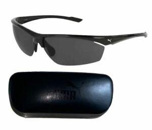 PUMA Sunglasses Polarized Lenses 100% UV Protection Anti-Relective Coating