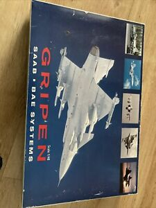 VRARE 1/48 Saab Gripen BAe Systems Lupa Holland resin model