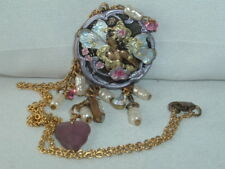 VINTAGE TOP SHELF JEWELRY FAIRY NECKLACE