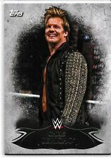 Chris Jericho 2015 Topps WWE Undisputed Card # 35 Y2J Fozzy