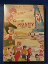 Cutie Honey Original TV Series DVD Discotek Media Anime 25 Episodes Cutey