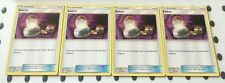 4 x Pokemon - Switch - 67/73 - Uncommon - Sun & Moon: Shining Legends