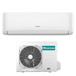 Climatizzatore Condizionatore Hisense 12000 btu Inverter Smart Easy R32 WIFI OPZ